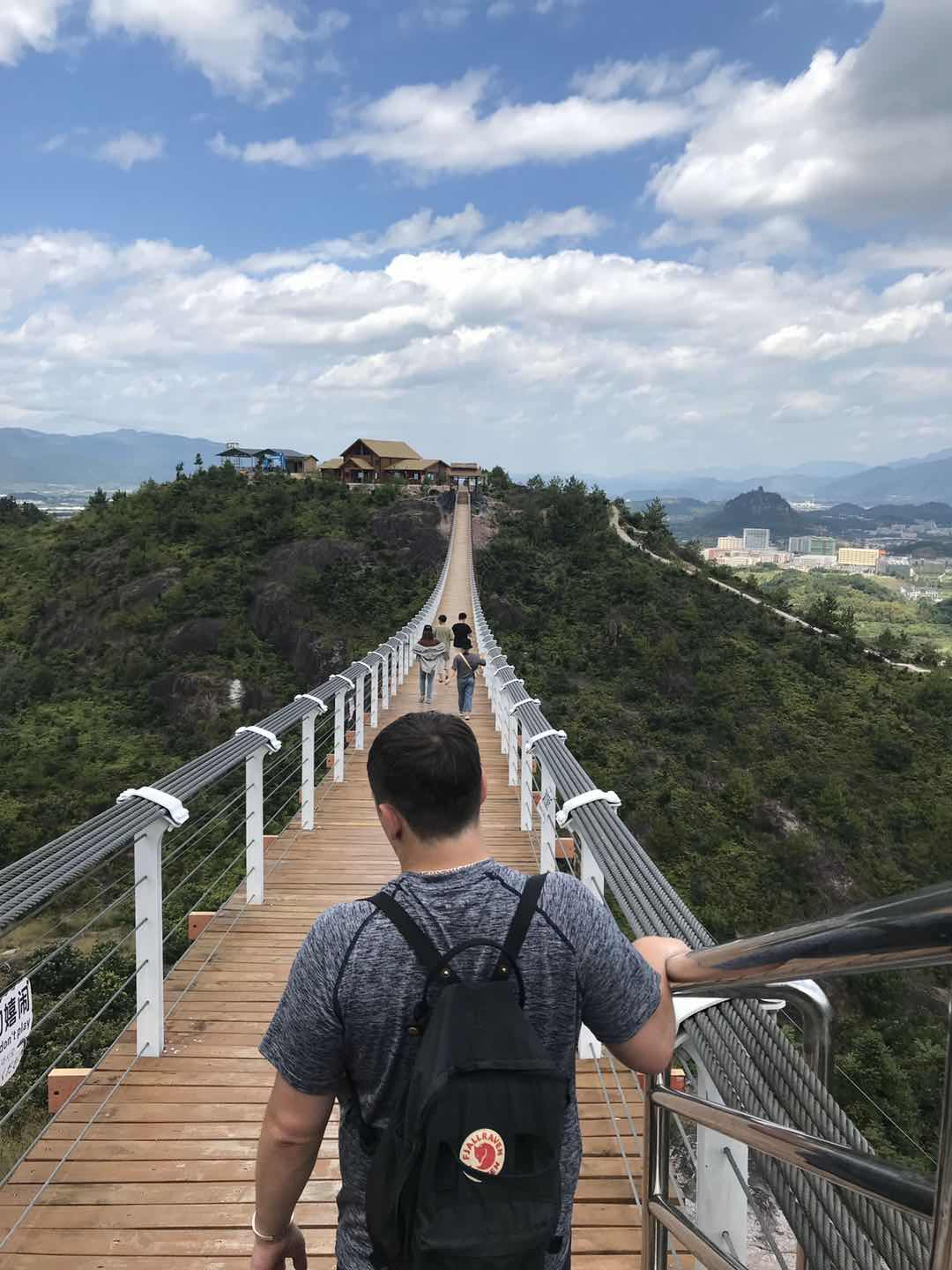 Student Profile: Dustin from the US tells us about life in rural China during the COVID-19 pandemic